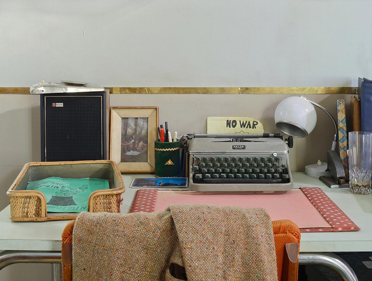 Images : カンパニーの寮の部屋