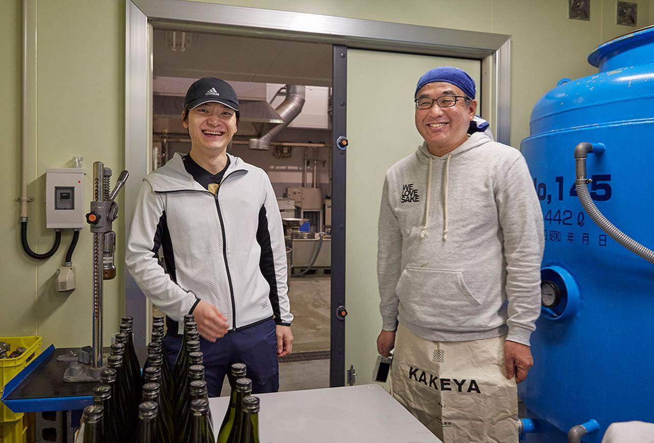 画像 : 5番目の画像 - 「日本酒応援団を支える 酒蔵を訪ねて Vol.2 ~ 埼玉県上尾市「北西酒造」~」のアルバム - T JAPAN:The New York Times Style Magazine 公式サイト