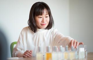香りスタイリストの杏 喜子(あんず よしこ)さん