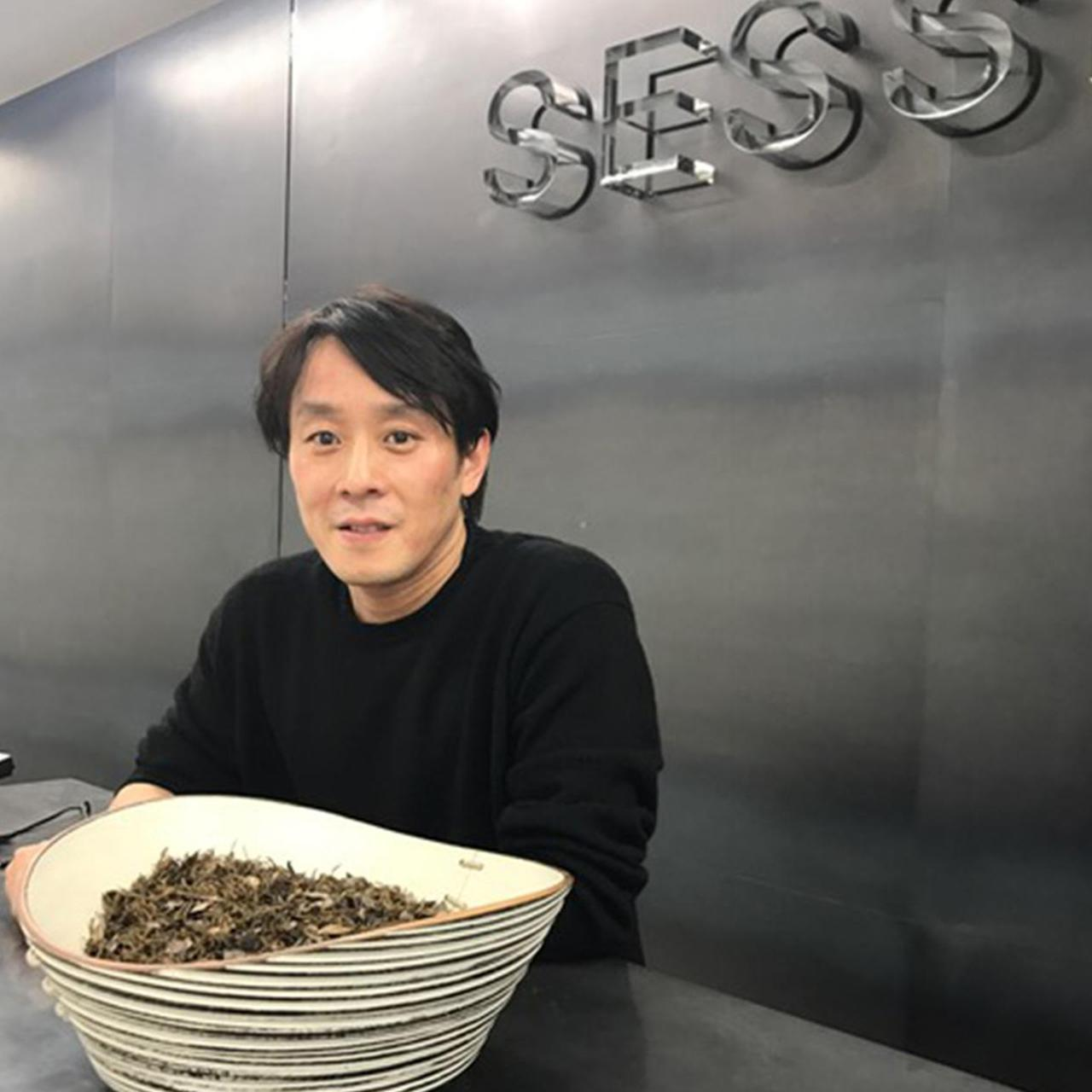 Images : 上杉文弥さん