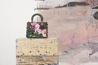 ジャナイナ・チェッペによるバッグ(ミディアムサイズ)¥1,200,000