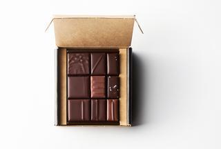「ボンボン・ショコラ 詰め合わせ 9個入り<9種>」¥3,996(税込)