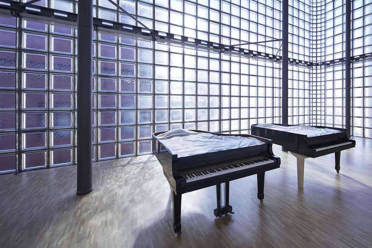 画像 : 「ピアニスト」向井山朋子展