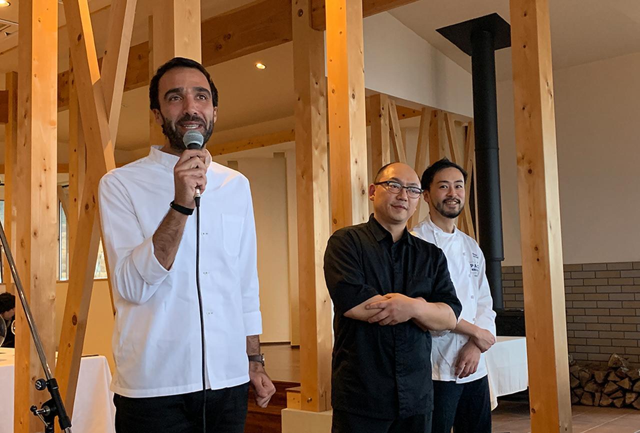 Images : 10番目の画像 - 「「ESqUISSE」と 地元シェフ、輪島塗が競演。 能登発・美食コラボが目指すもの」のアルバム - T JAPAN:The New York Times Style Magazine 公式サイト