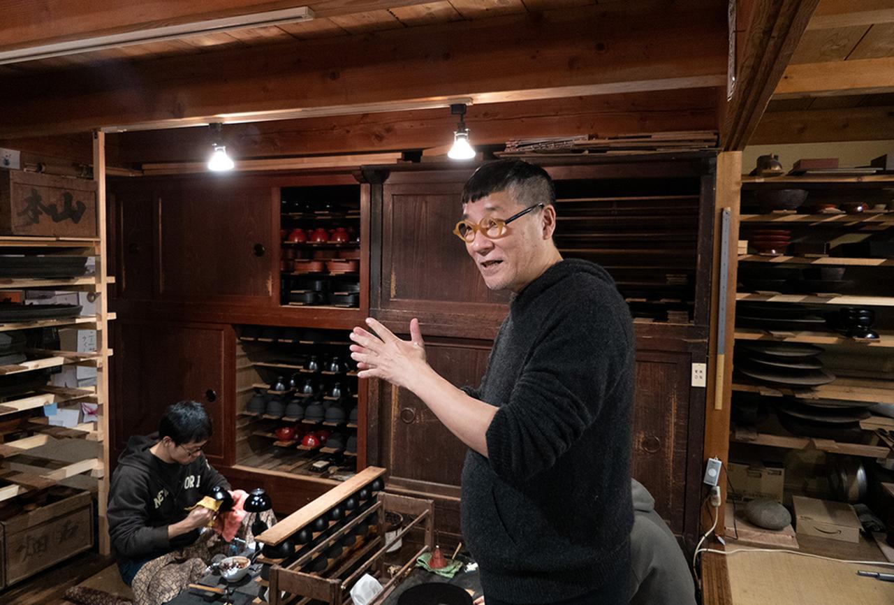 Images : 3番目の画像 - 「「ESqUISSE」と 地元シェフ、輪島塗が競演。 能登発・美食コラボが目指すもの」のアルバム - T JAPAN:The New York Times Style Magazine 公式サイト