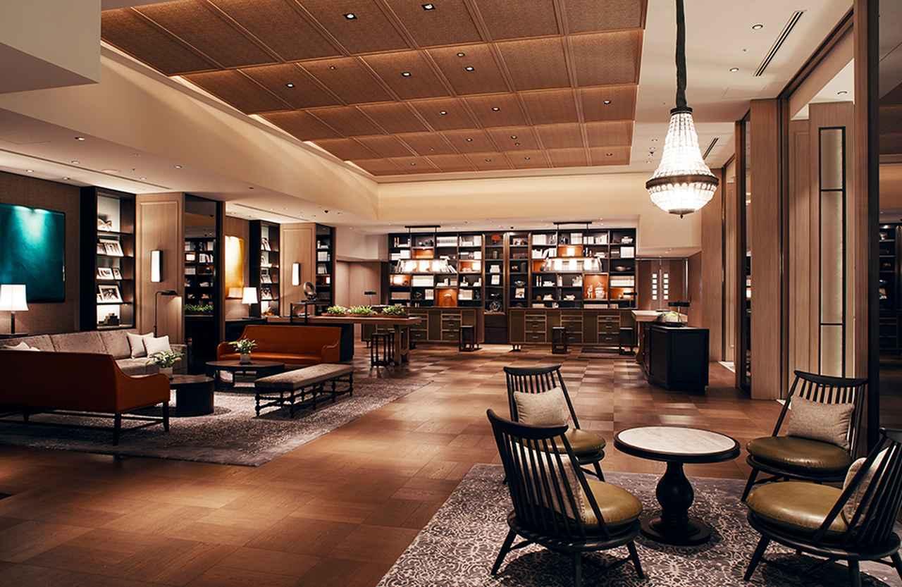 Images : 2番目の画像 - 「せきね きょうこ 連載 新・東京ホテル物語<Vol.37>」のアルバム - T JAPAN:The New York Times Style Magazine 公式サイト