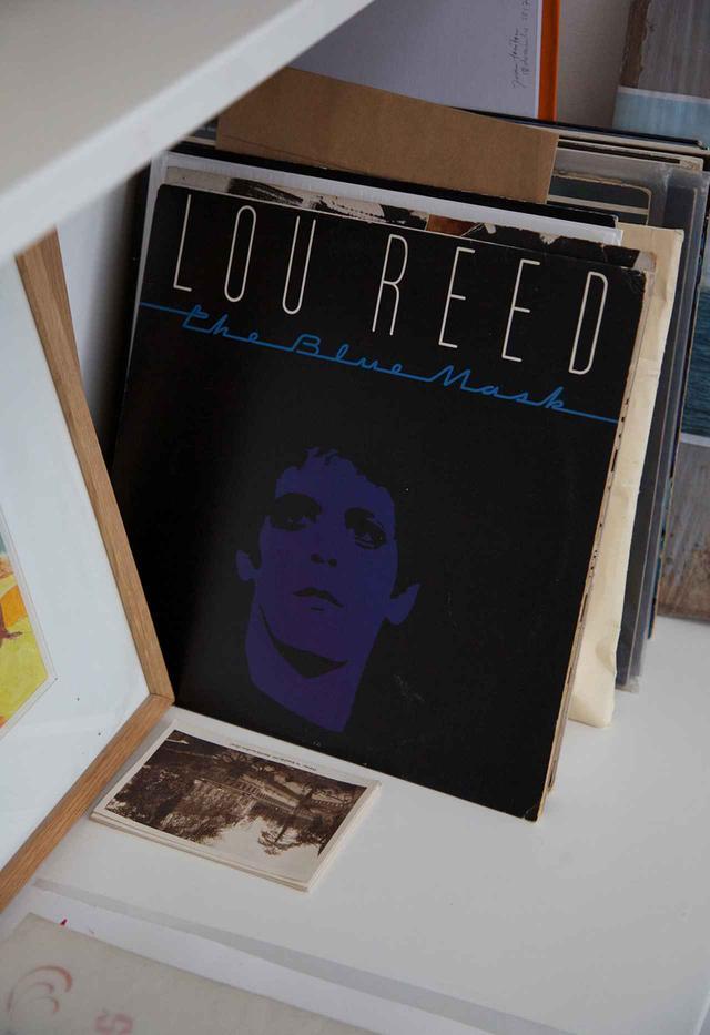 画像: ジャンのレコードコレクション