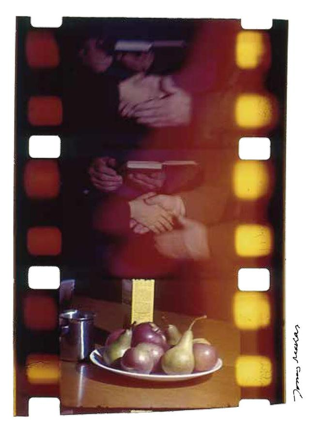 画像: 《握手》 PHOTOGRAPH BY JONAS MEKAS