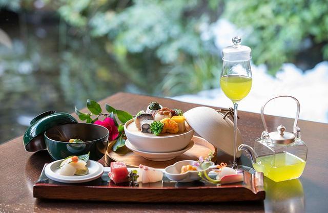 画像: 日本料理「雲海」で提供される春の料理(イメージ)