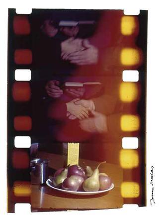 ジョナス・メカス写真展『Frozen Film Frames』|スタジオ35分