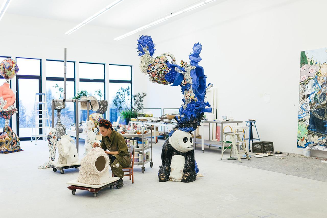 Images : 3番目の画像 - 「陶器の限界に挑むアーティスト フランチェスカ・ディマッティオ」のアルバム - T JAPAN:The New York Times Style Magazine 公式サイト