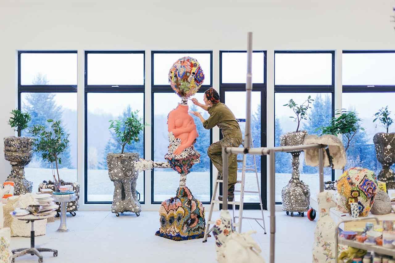 Images : 2番目の画像 - 「陶器の限界に挑むアーティスト フランチェスカ・ディマッティオ」のアルバム - T JAPAN:The New York Times Style Magazine 公式サイト