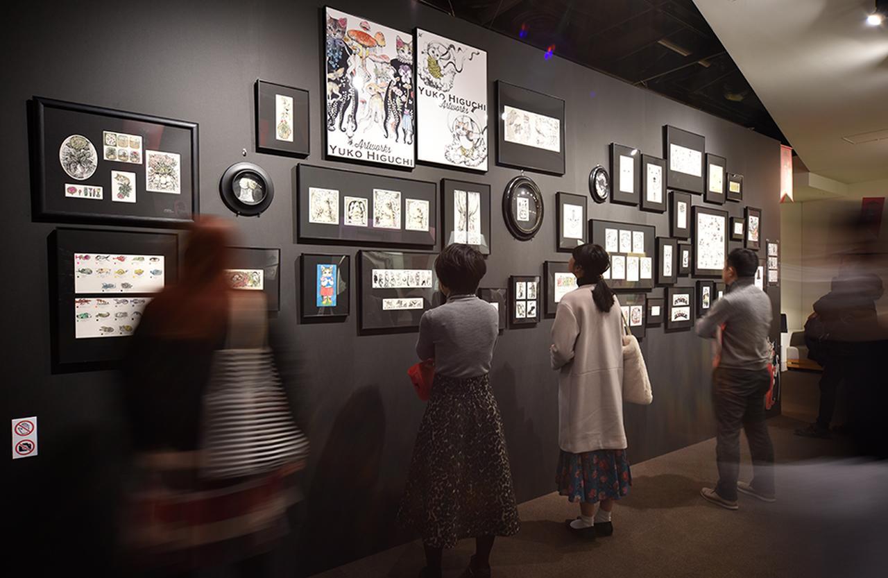 "Images : 4番目の画像 - 「展覧会『CIRCUS』に見る 画家ヒグチユウコの ""過去""と""未来""」のアルバム - T JAPAN:The New York Times Style Magazine 公式サイト"
