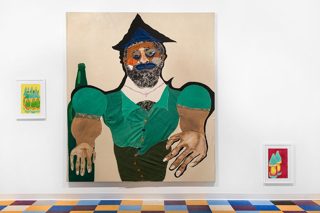 Images : チャバララ・セルフの作品の展示風景