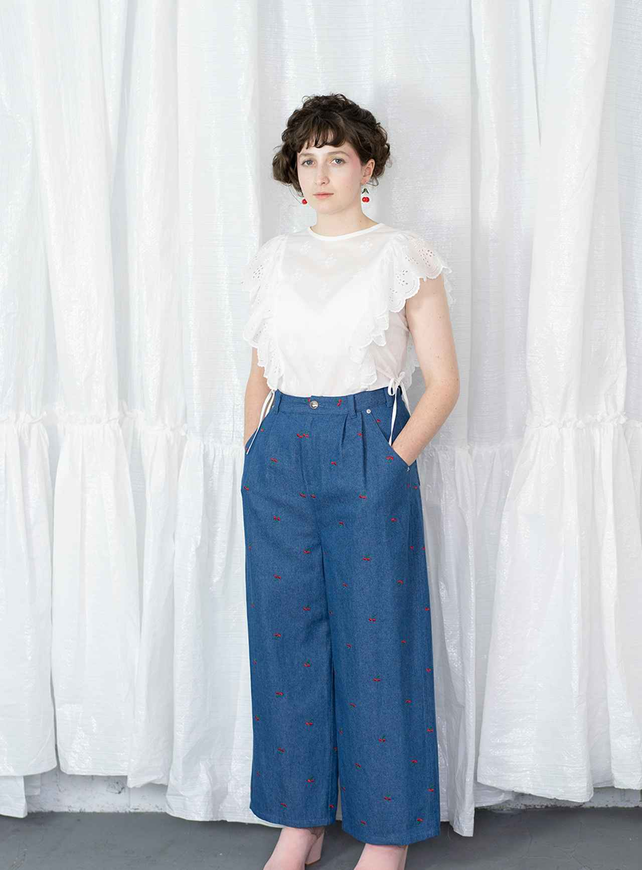 Images : トップス¥27,000