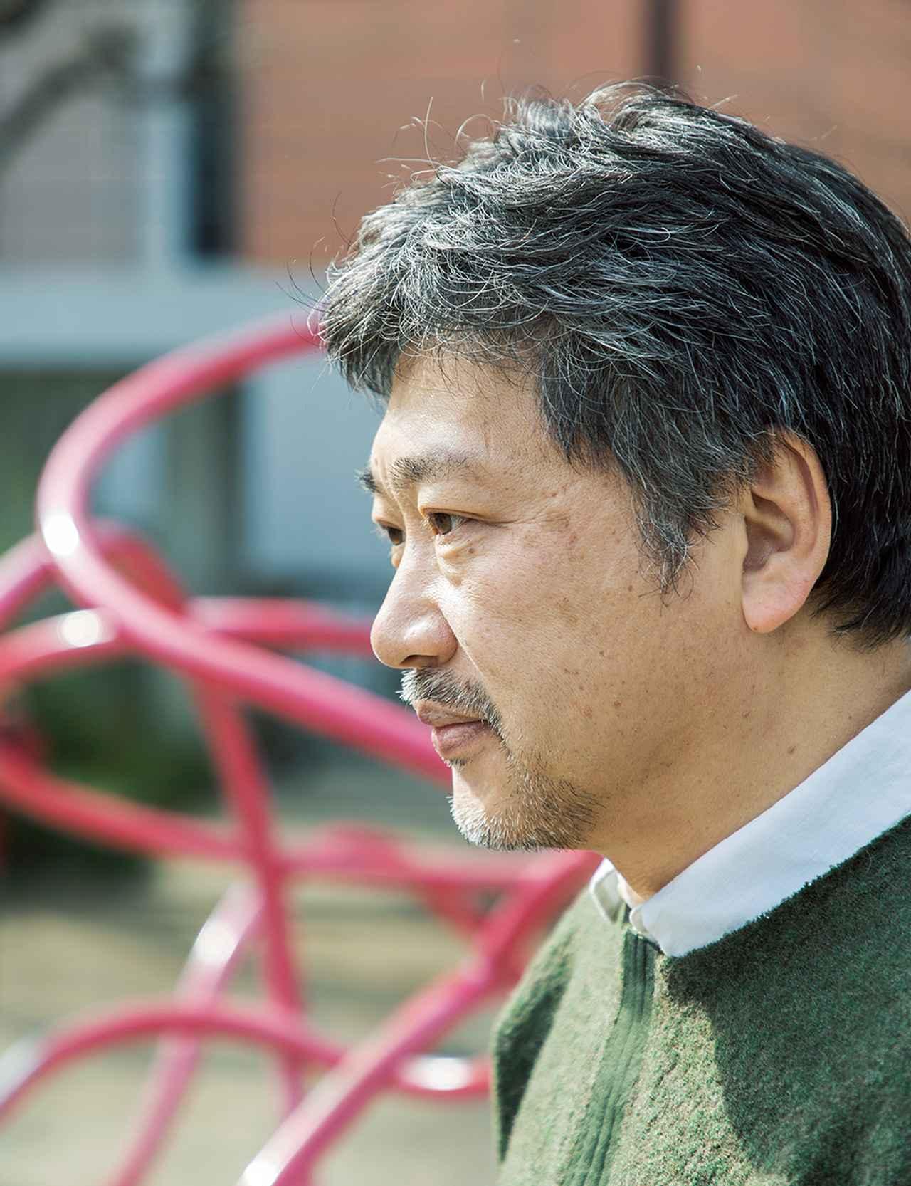 Images : 3番目の画像 - 「見えざる人々を見る。 映画監督・是枝裕和インタビュー」のアルバム - T JAPAN:The New York Times Style Magazine 公式サイト