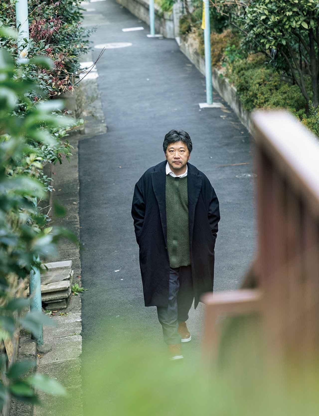 Images : 映画監督 是枝裕和(これえだ ひろかず)