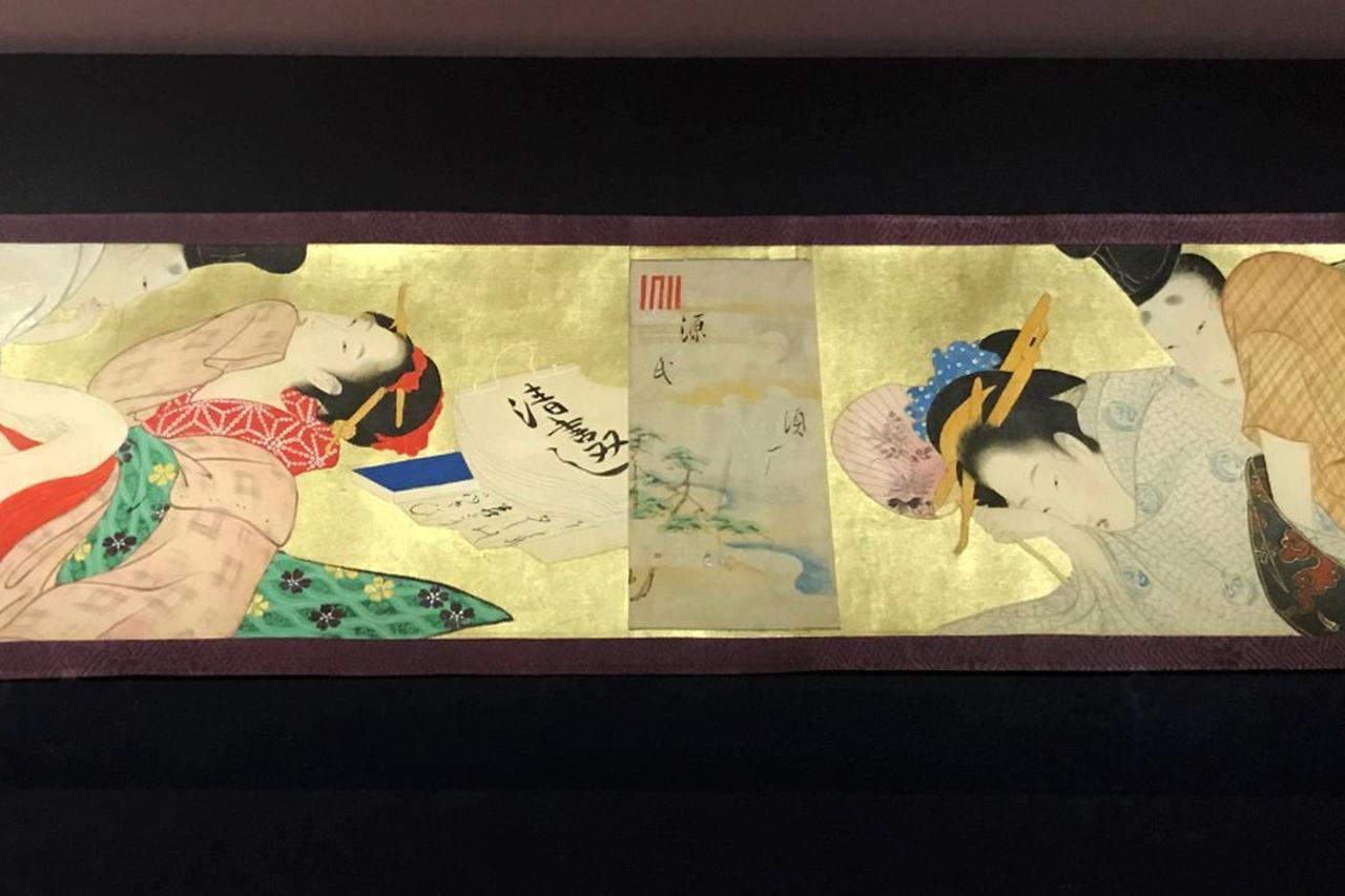 Images : 『ピエール セルネ & 春画』  シャネル・ネクサス・ホール