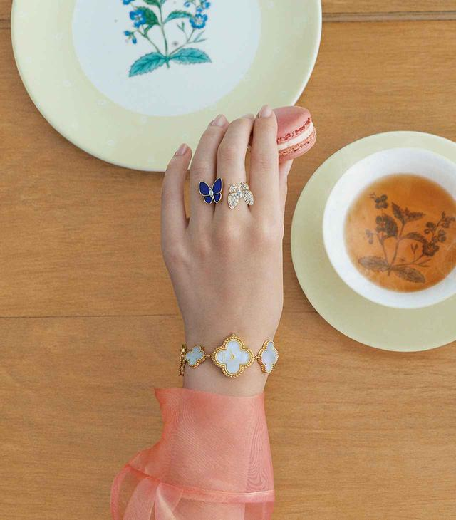 画像5: 美しい時計と 素敵なカップがあれば