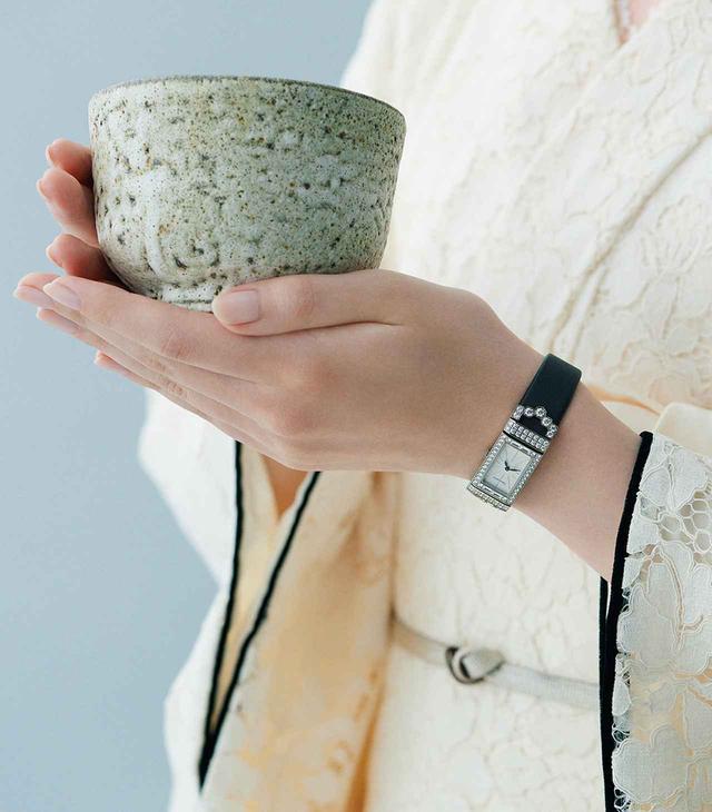 画像2: 美しい時計と 素敵なカップがあれば
