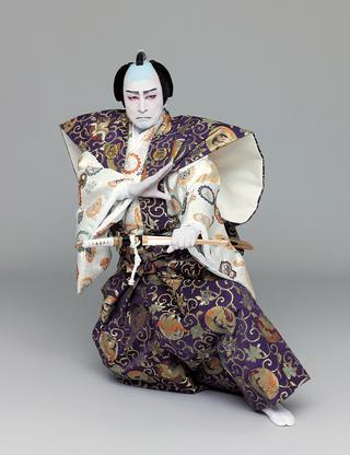 『実盛物語』斎藤実盛=片岡仁左衛門