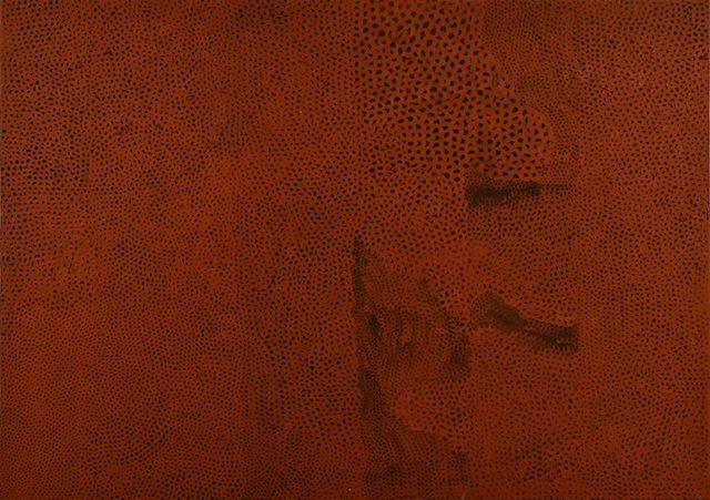 画像: 《No. N2》1961年 油彩、キャンバス 125×178cm
