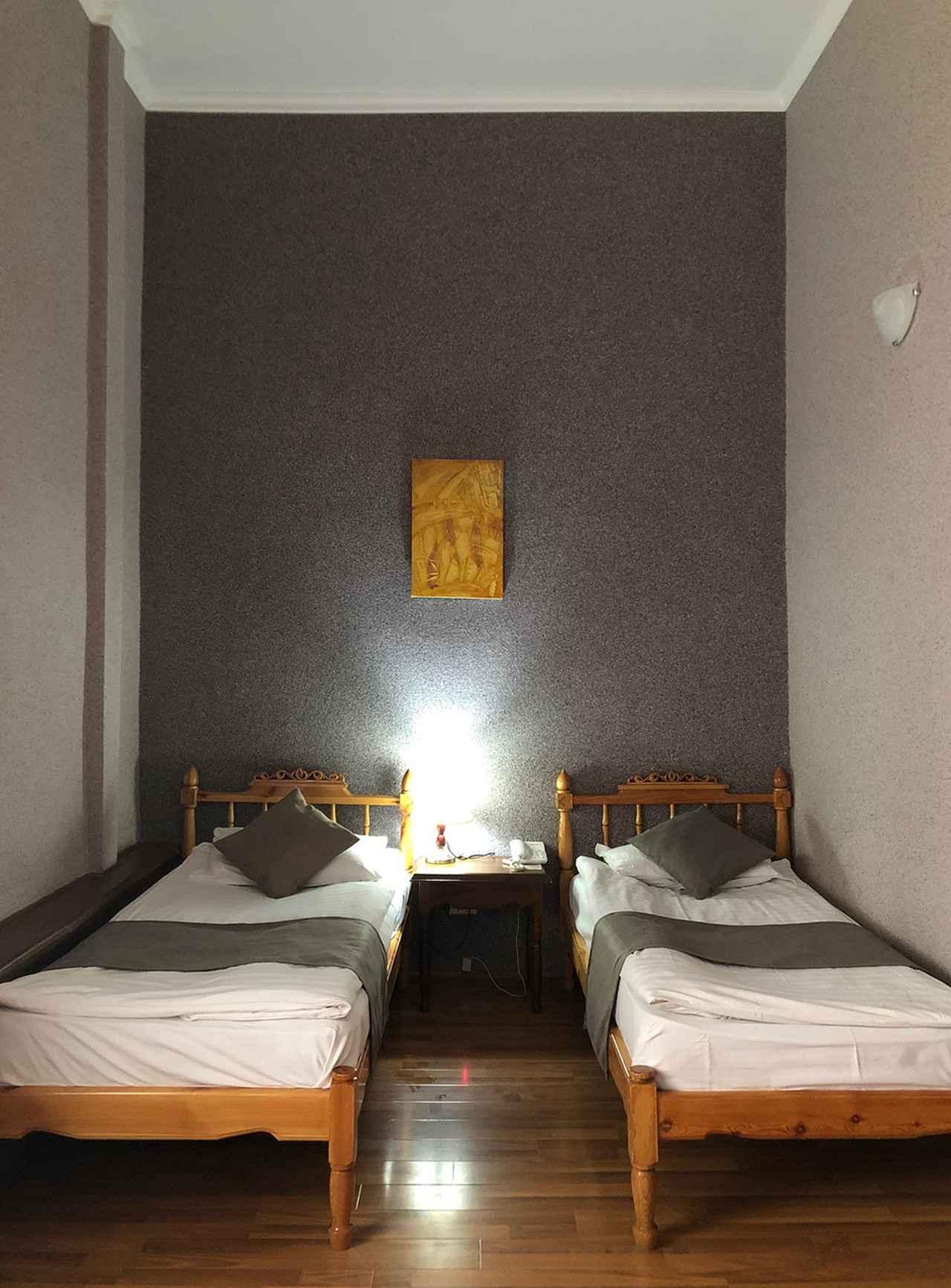 Images : 「Malika Bukahara Hotel(ホテル・マリカ)」の室内