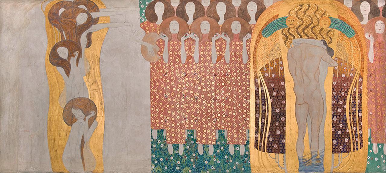 Images : 『クリムト展 ウィーンと日本 1900』