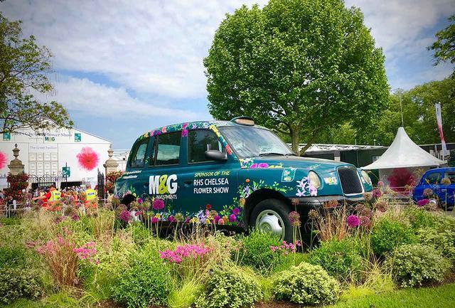 画像: ロンドンの春から初夏への移り変わりを告げる「チェルシー・フラワーショー」には、毎年15万人以上の園芸好きが世界中から集まる
