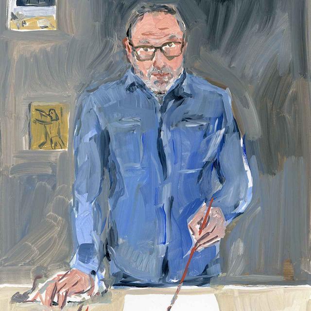 画像: Jean-Philippe Delhomme(ジャンフィリップ・デローム) イラストレーター/アーティスト。1959年パリ生まれ。独特なタッチの作風で、Barneys New YorkやThe Mark Hotel NYCなどとコラボレーションを果たし、ファッション業界を中心に幅広く活躍 COURTESY OF JEAN‐PHILIPPE DELHOMME