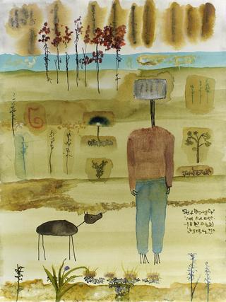 『ジョン・ルーリー展 Walk this way』|ワタリウム美術館