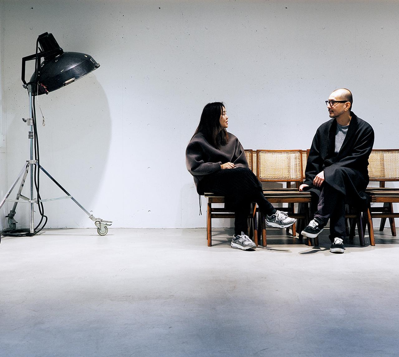 Images : 1番目の画像 - 「その服作りは、 ぶれることなく進化する。 HYKEが無二である理由」のアルバム - T JAPAN:The New York Times Style Magazine 公式サイト