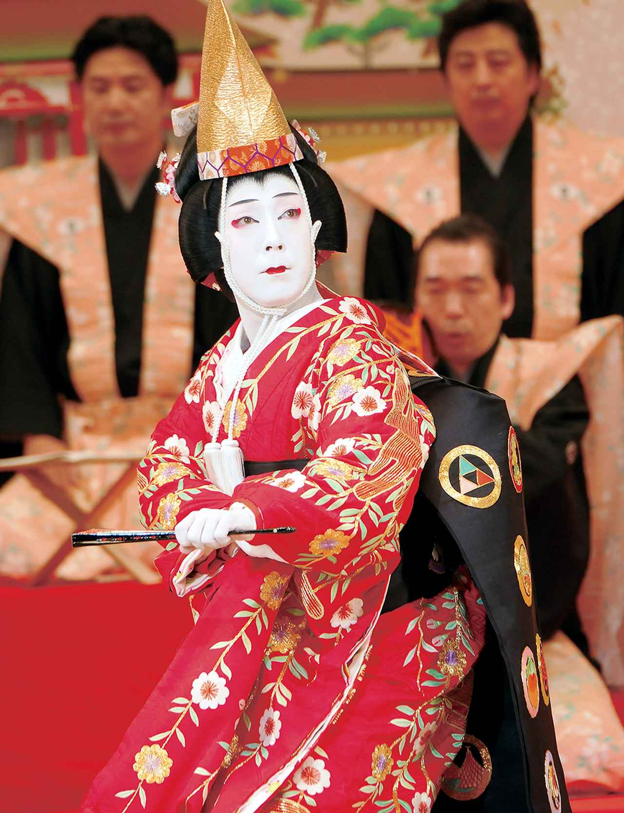 Images : 1番目の画像 - 「「歌舞伎への扉」 Vol.3 舞踊であり、芝居である。 ――尾上菊之助が語る 歌舞伎の華『京鹿子娘道成寺』」のアルバム - T JAPAN:The New York Times Style Magazine 公式サイト