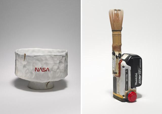 画像: (左から) 《PAM》 2013年 ©TOM SACHS, COURTESY OF TOMIO KOYAMA GALLERY 《CHASEN》 2015年 ©TOM SACHS, IMAGE CREDIT GENEVIEVE HANSON
