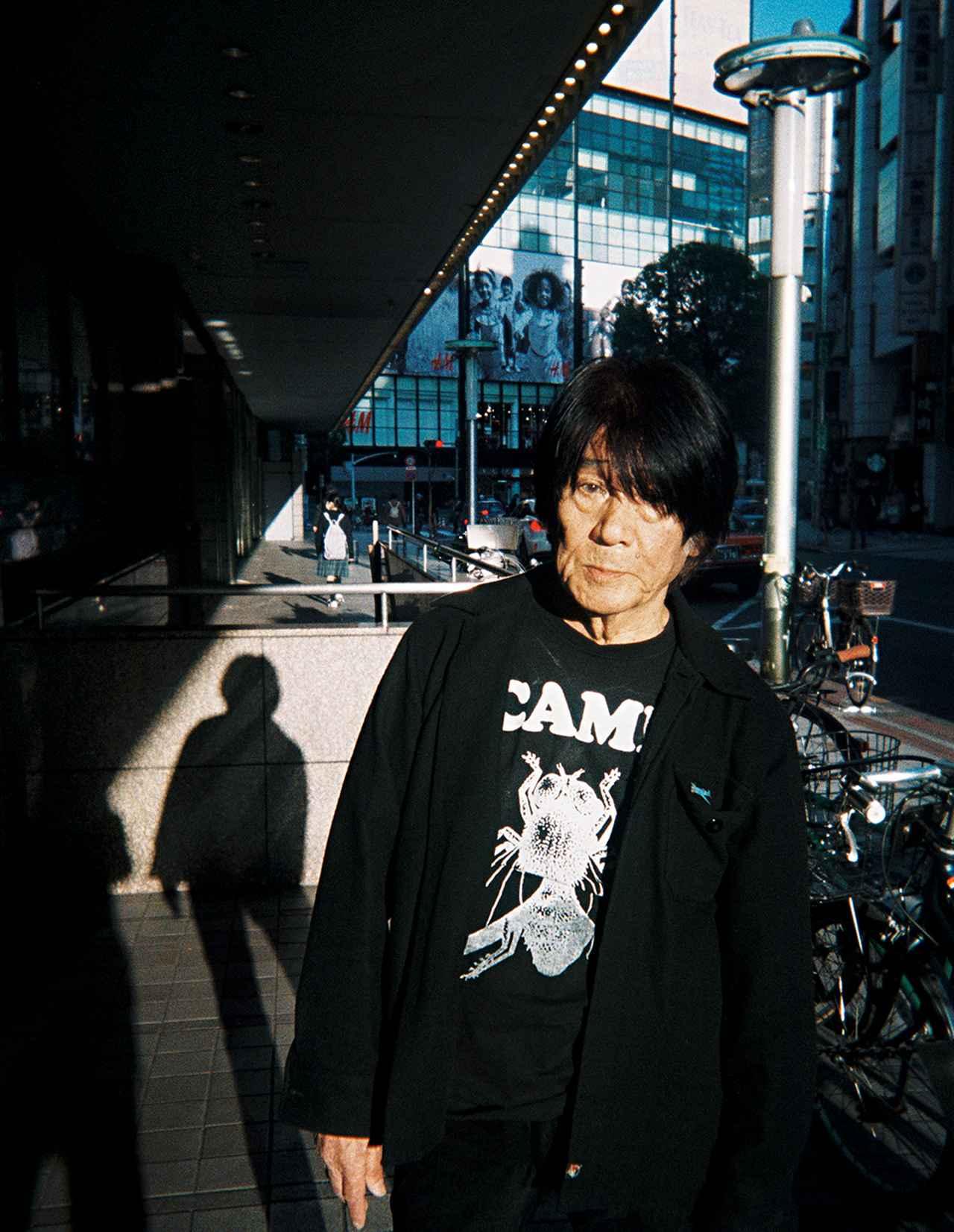 Images : 森山大道(DAIDO MORIYAMA)