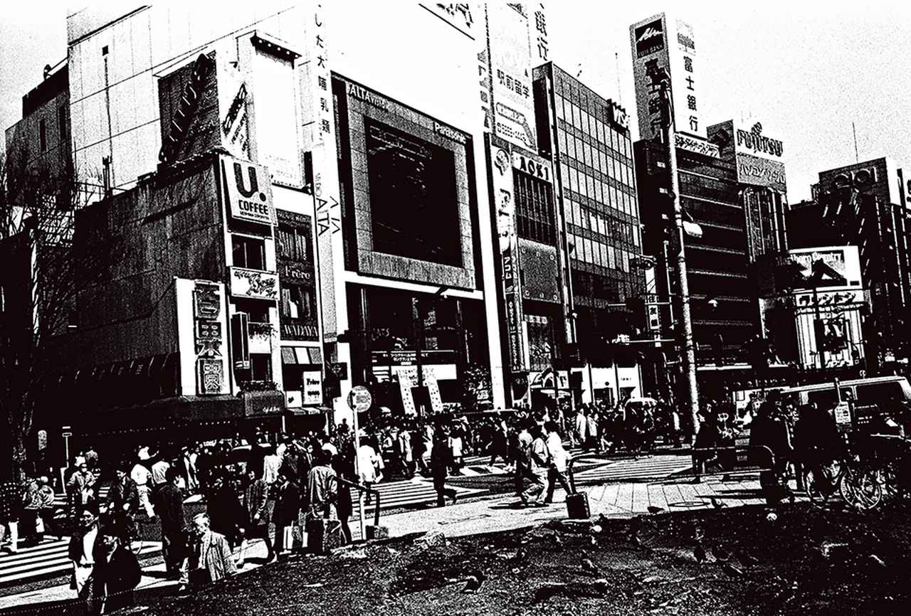"Images : 7番目の画像 - 「都市の""欲望""を撮る 写真家・森山大道」のアルバム - T JAPAN:The New York Times Style Magazine 公式サイト"