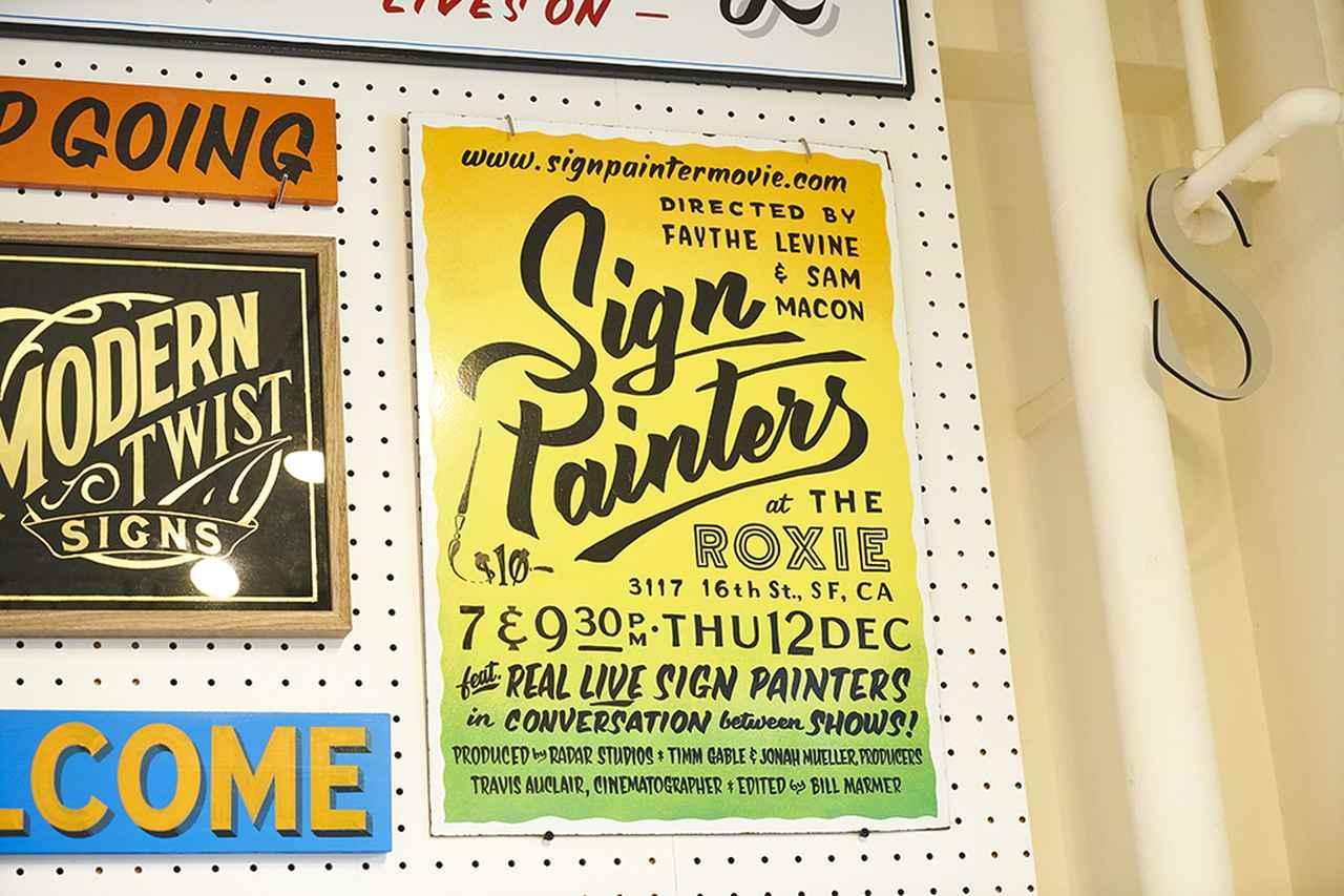 Images : 3番目の画像 - 「サンフランシスコの看板屋 デーモン・スタイヤーの 手描き看板が伝えるもの」のアルバム - T JAPAN:The New York Times Style Magazine 公式サイト
