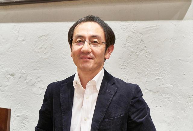 画像: 野沢たかひこ氏。「くらむぼんワイン」代表取締役 www.kurambon.com