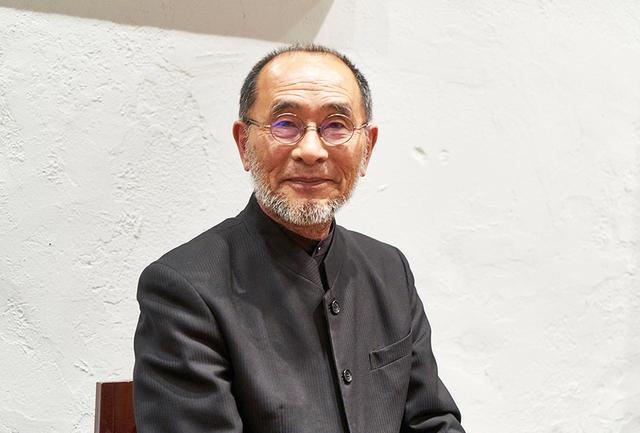 画像: 内田多加夫氏。「白百合醸造(ロリアンワイン)」代表取締役 www.shirayuriwine.com