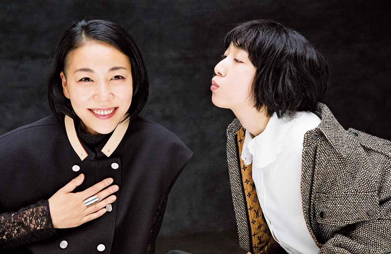 Images : 3番目の画像 - 「創造の女神たちーー 安藤桃子と安藤サクラ スペシャル インタビュー」のアルバム - T JAPAN:The New York Times Style Magazine 公式サイト