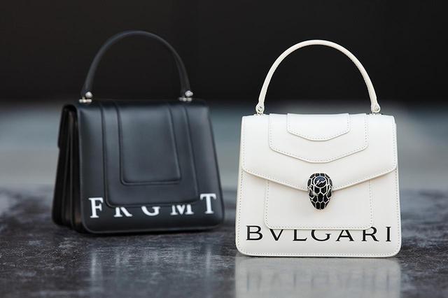 画像: 「セルペンティ」 バッグ <カーフ、W18×H15×D9.5cm> 各¥275,000