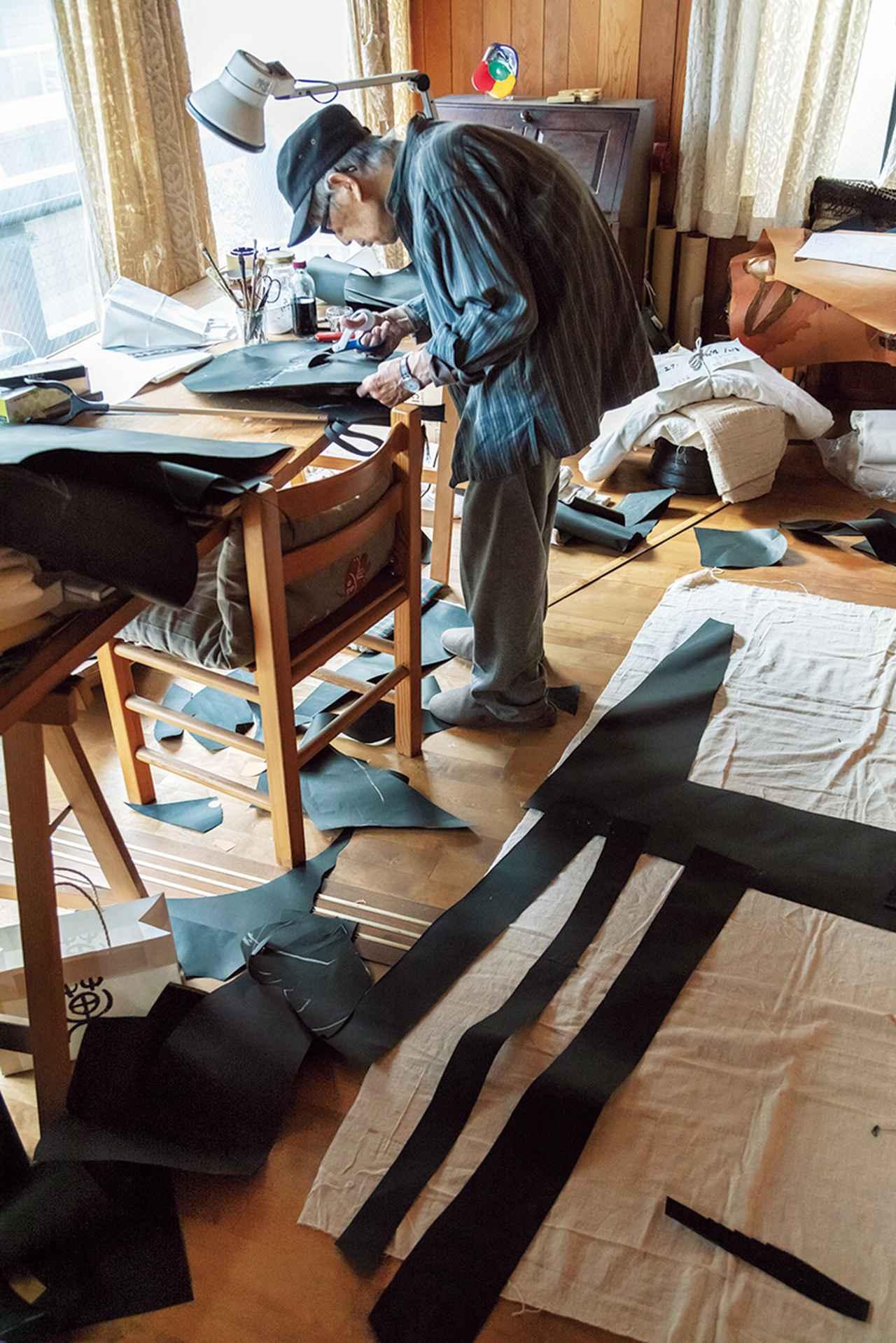 Images : 3番目の画像 - 「染色家、柚木沙弥郎 96歳の進行形」のアルバム - T JAPAN:The New York Times Style Magazine 公式サイト