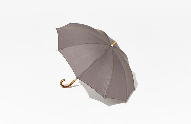 画像: 晴雨兼用傘<綿100%、全長約66.5㎝>¥10,000