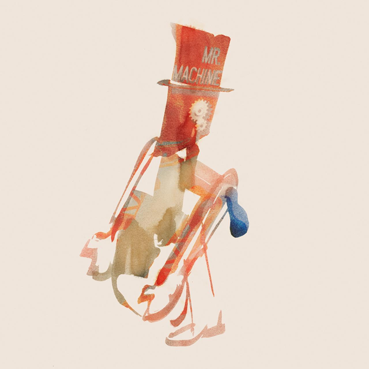 """Images : """"Mr. Machine""""ロボット。アイデアル・トイ・カンパニー社製造/1960年代"""