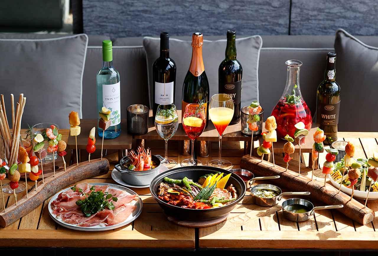 """Images : 2番目の画像 - 「TJ News パレスホテル東京の夏の風物詩、 今年の「サマーテラスプラン」は """"ラテンの夏""""!」のアルバム - T JAPAN:The New York Times Style Magazine 公式サイト"""