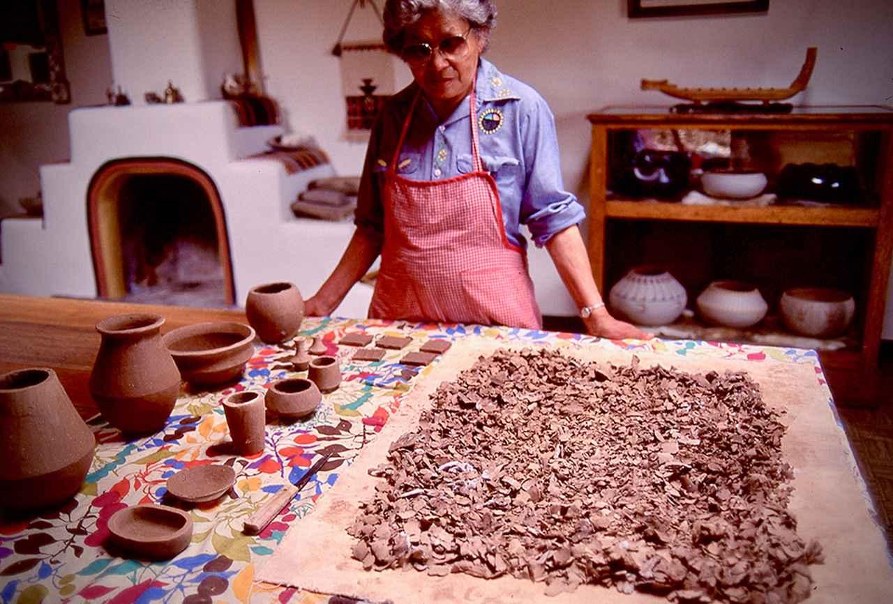 Images : 9番目の画像 - 「私的な旅遺産<Vol.7> プエブロ・インディアンの村 〜マザーアースの土器」のアルバム - T JAPAN:The New York Times Style Magazine 公式サイト