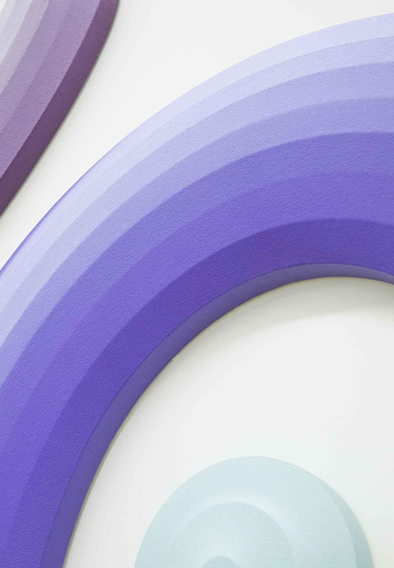 Images : 7番目の画像 - 「色彩とかたちをあやつる ジョシュ・スパーリングの 新しい抽象芸術」のアルバム - T JAPAN:The New York Times Style Magazine 公式サイト