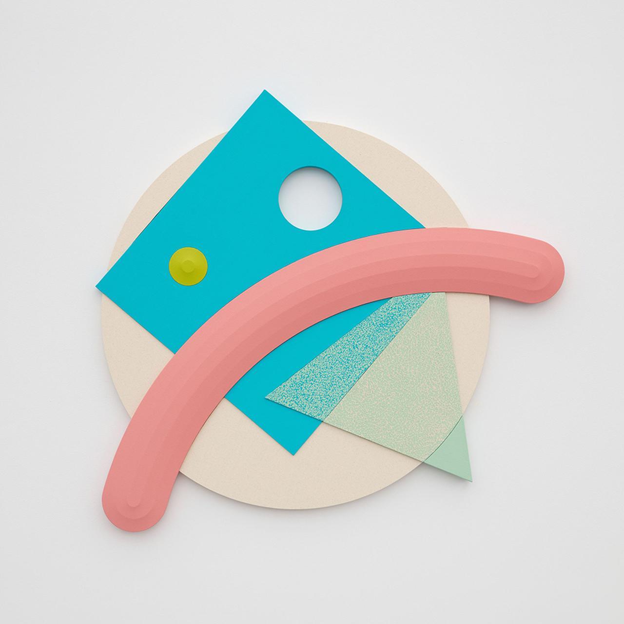 Images : 9番目の画像 - 「色彩とかたちをあやつる ジョシュ・スパーリングの 新しい抽象芸術」のアルバム - T JAPAN:The New York Times Style Magazine 公式サイト