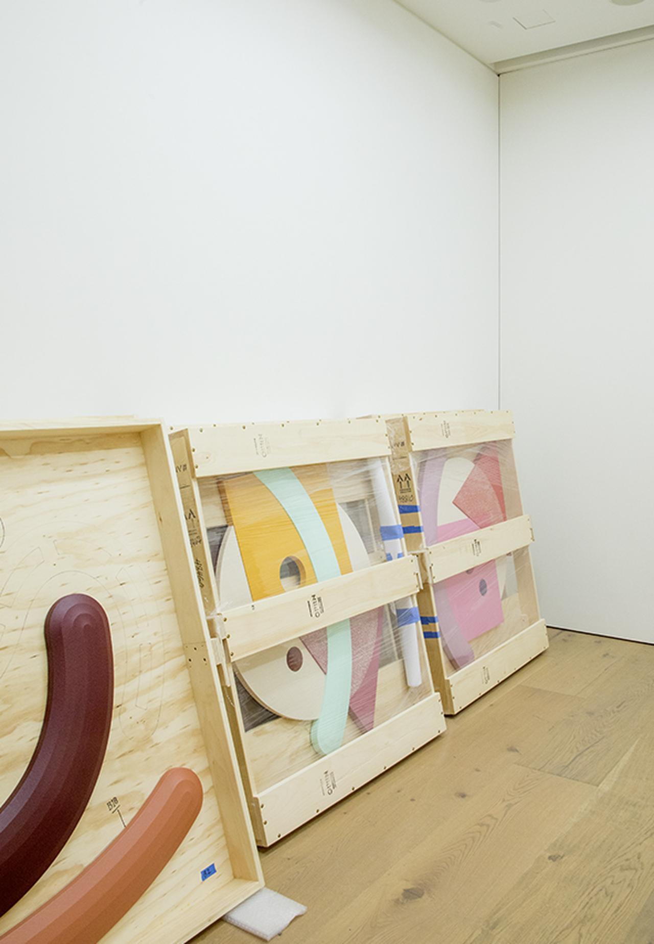 Images : 2番目の画像 - 「色彩とかたちをあやつる ジョシュ・スパーリングの 新しい抽象芸術」のアルバム - T JAPAN:The New York Times Style Magazine 公式サイト