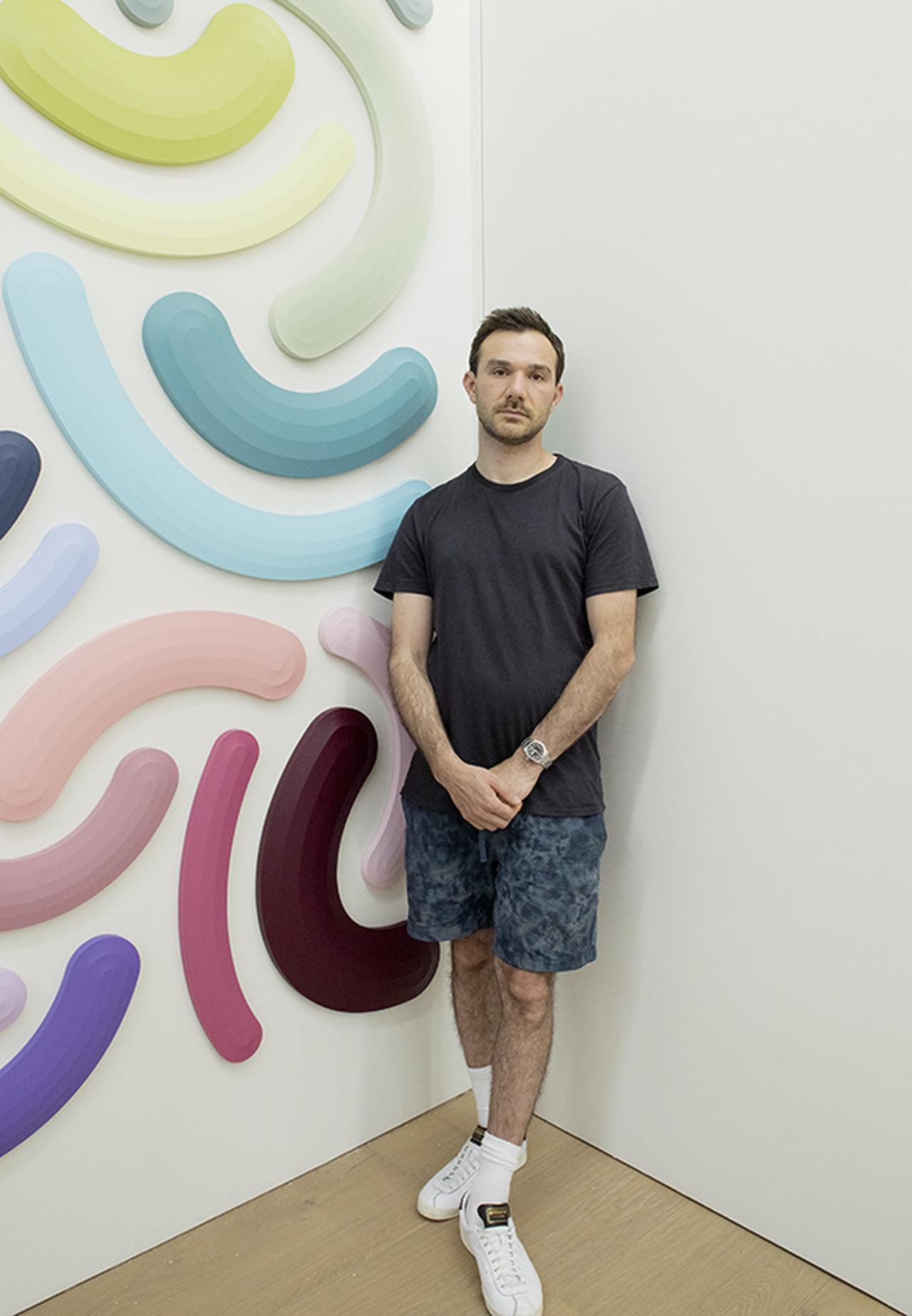 Images : 3番目の画像 - 「色彩とかたちをあやつる ジョシュ・スパーリングの 新しい抽象芸術」のアルバム - T JAPAN:The New York Times Style Magazine 公式サイト